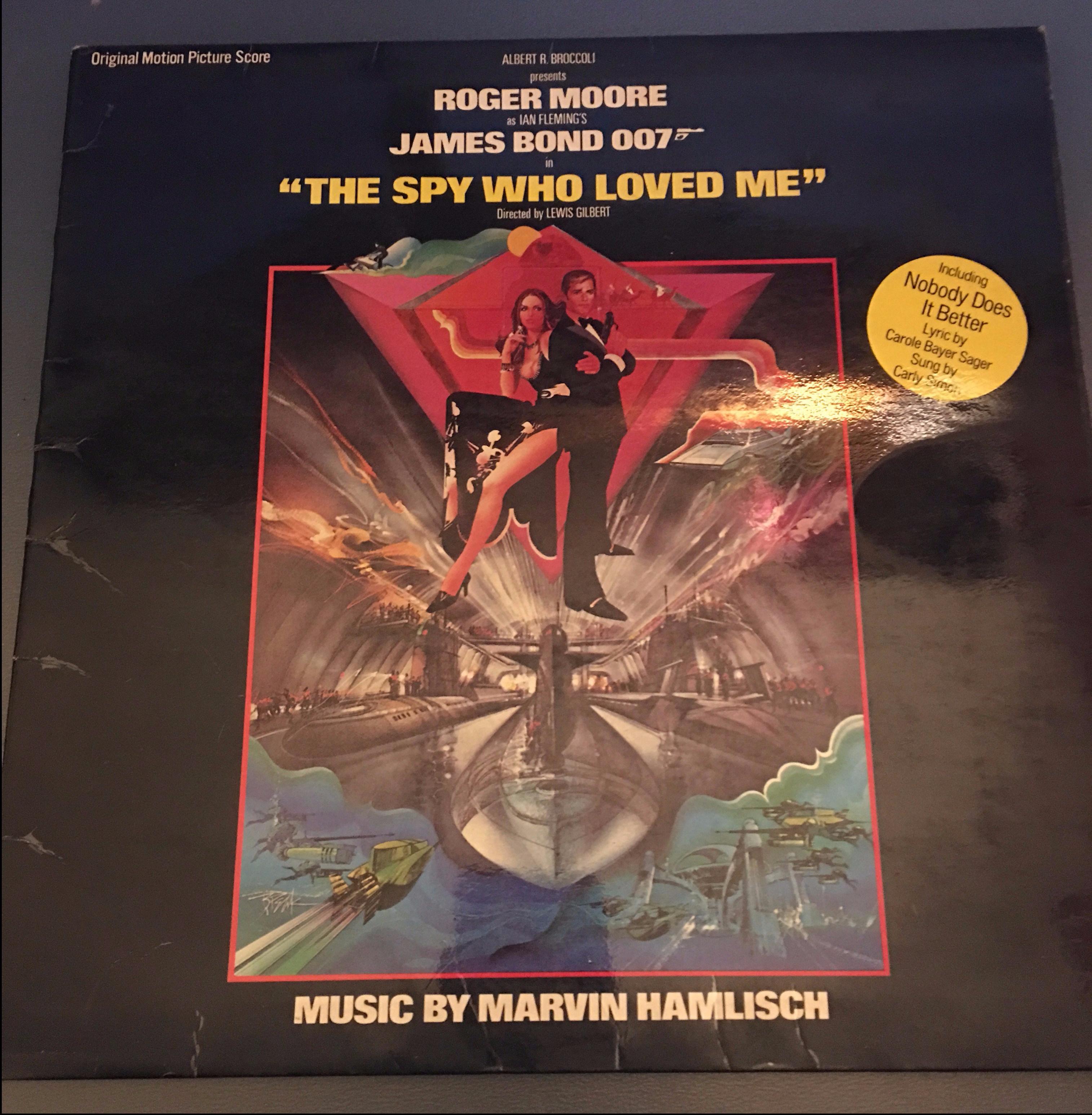 Spy Soundtrack